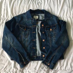 NWOT Forever 21 Denim Jacket M